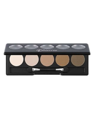 Тени Flormar True Color Palette EyeShadow