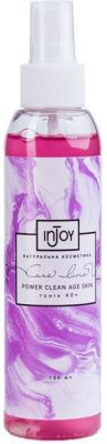 Тоник для лица 40+ INJOY Power Clean Age Skin, 150 мл