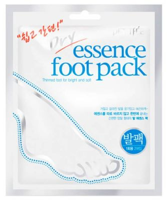 Маска для ног PETITFEE Dry Essence Foot Pack, 14 г