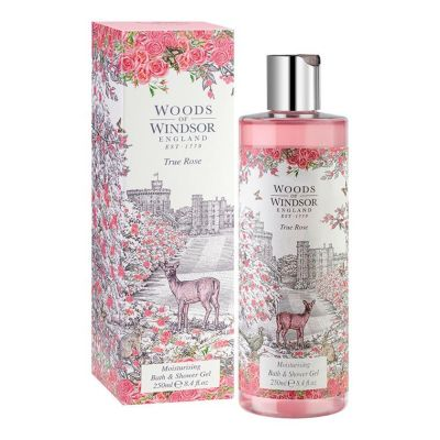Гель для душа Woods of Windsor True Rose, 250мл