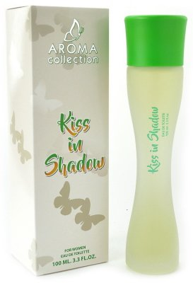 Женская туалетная вода Aroma Collection Kiss in Shadow, 100 мл
