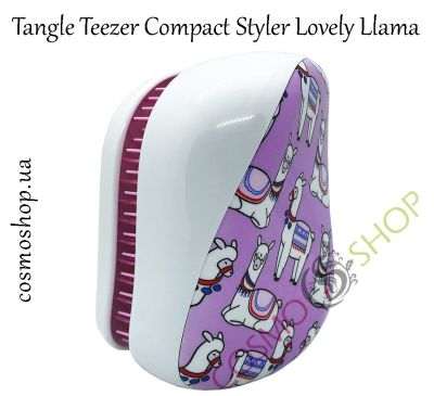 Гребінець Tangle Teezer Compact Styler Lovely Llama