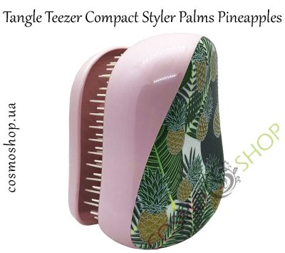 Гребінець Tangle Teezer Compact Styler Palms & Pineapples