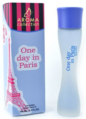 Женская туалетная вода Aroma Collection One day in Paris, 100 мл