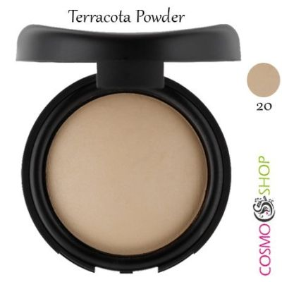 Пудра для лица Flormar Terracotta Powder