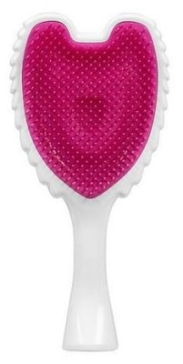 Щітка Tangle Angel Essentials Detangling Brush White Fuchsia