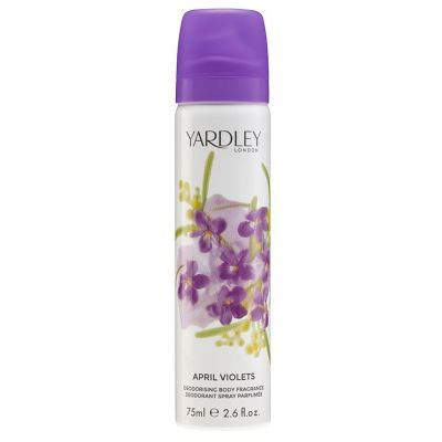 Дезодорант Yardley April Violets, 75мл