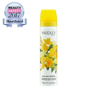 Дезодорант Yardley English Freesia, 75мл