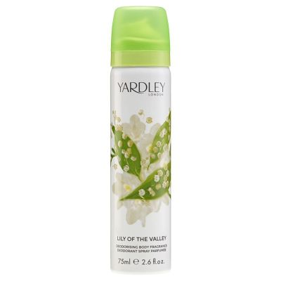 Дезодорант Yardley Lily of the Valley, 75мл