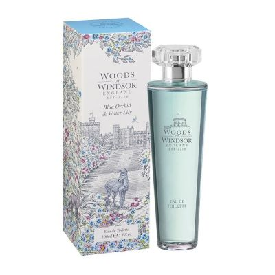 Туалетная вода Woods of Windsor Blue Orchid & Water Lily, 100мл