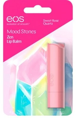 EOS Бальзам-стик для губ Mood Stones Sweet Rose Quartz (4г)