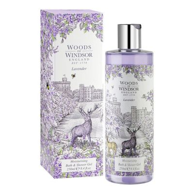 Гель для душа Woods of Windsor Lavender, 250мл