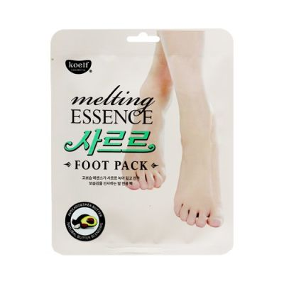 Маска для ног KOELF Melting Essence Foot Pack, 16г x 10шт