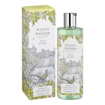 Гель для душа Woods of Windsor Lily of the Valley, 250мл