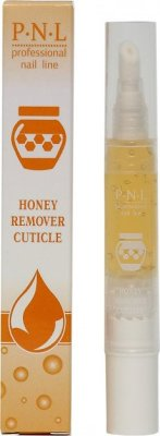 Ремувер для кутикулы медовый PNL Honey Remover Cuticle, 4.5 мл