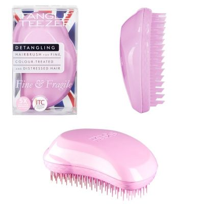 Гребінець Tangle TEEZER Original Fine & Fragile Pink Dawn